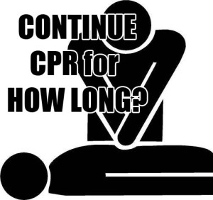 CPR for How Long?